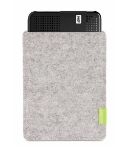 WD Passport/Elements Sleeve Hellgrau