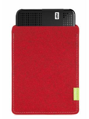 WD Passport/Elements Sleeve Cherry