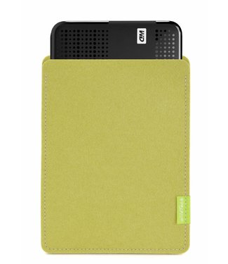 WD Passport/Elements Sleeve Lime-Green