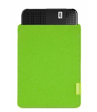 WD Passport/Elements Sleeve Maigrün