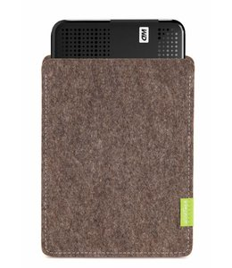 WD Passport/Elements Sleeve Natur-Meliert