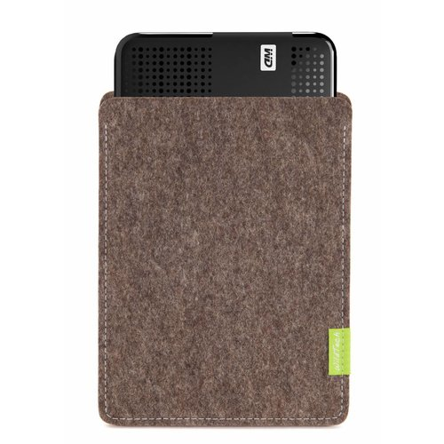WD Passport/Elements Sleeve Nature-Flecked