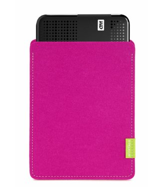 WD Passport/Elements Sleeve Pink