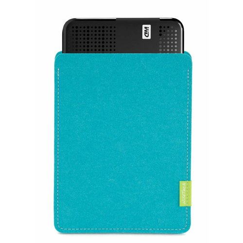 WD Passport/Elements Sleeve Turquoise