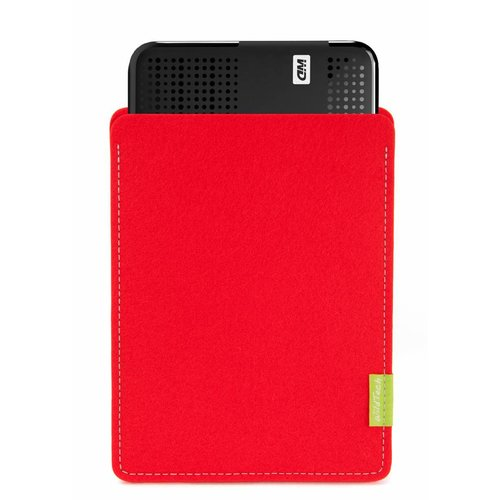 WD Passport/Elements Sleeve Bright-Red
