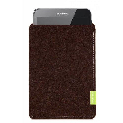 Samsung Galaxy Tablet Sleeve Truffle-Brown