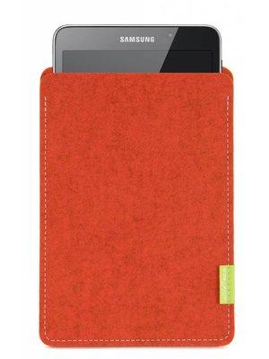 Samsung Galaxy Tablet Sleeve Rust