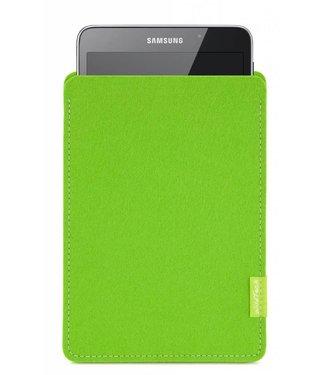 Samsung Galaxy Tablet Sleeve Maigrün