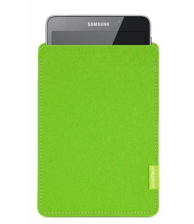 Samsung Galaxy Tablet Sleeve Bright-Green