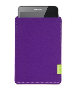 Samsung Galaxy Tablet Sleeve Purple