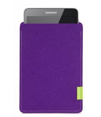 Samsung Galaxy Tablet Sleeve Lila
