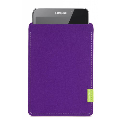 Samsung Galaxy Tablet Sleeve Purple