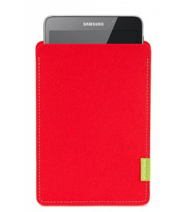 Samsung Galaxy Tablet Sleeve Bright-Red