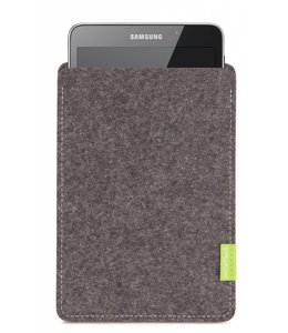 Samsung Galaxy Tablet Sleeve Grau