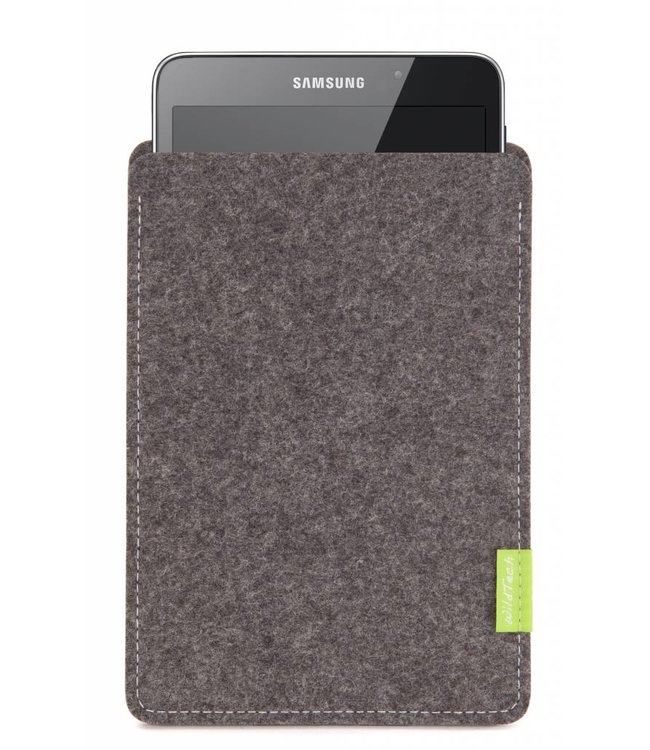 Samsung Galaxy Tablet Sleeve Grau