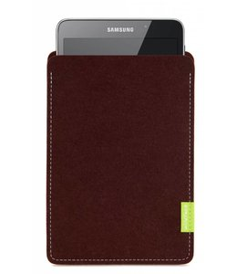 Samsung Galaxy Tablet Sleeve Dunkelbraun