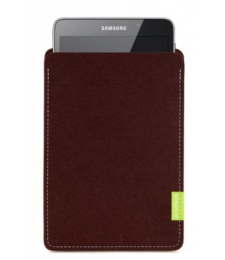 Samsung Galaxy Tablet Sleeve Truffle-Brown