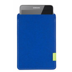 Samsung Galaxy Tablet Sleeve Azure