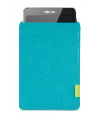 Samsung Galaxy Tablet Sleeve Türkis