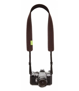 CameraStrap Dark-Brown
