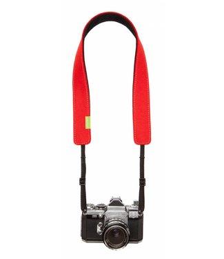 CameraStrap Bright-Red