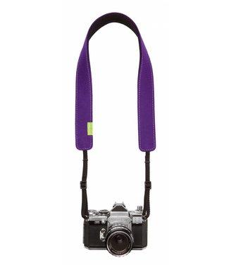 CameraStrap Purple