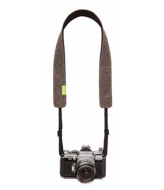 KameraStrap Natur-Meliert