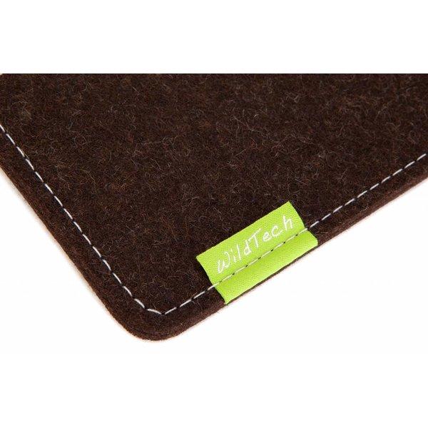 Individual eBook Sleeve Truffle-Brown