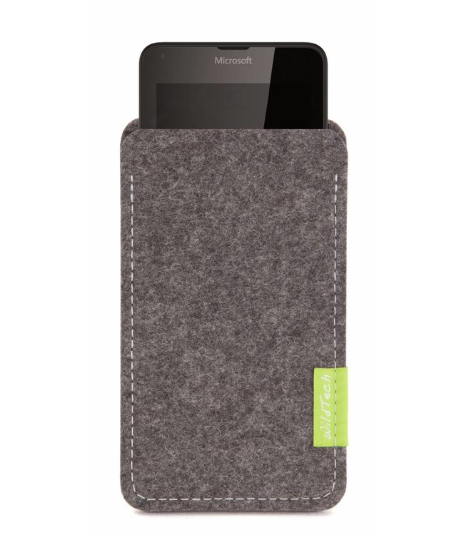 Microsoft Lumia Sleeve Grey