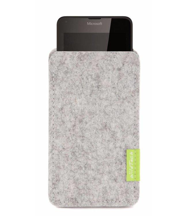 Microsoft Lumia Sleeve Light-Grey