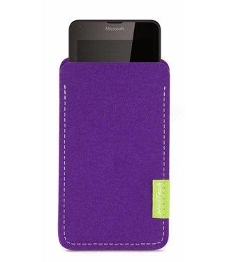 Microsoft Lumia Sleeve Purple