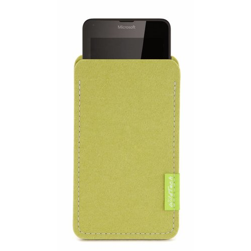 Microsoft Lumia Sleeve Lime-Green