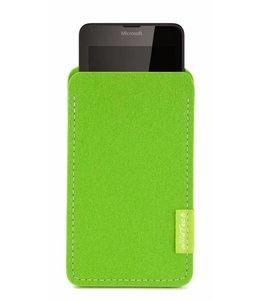 Microsoft Lumia Sleeve Maigrün
