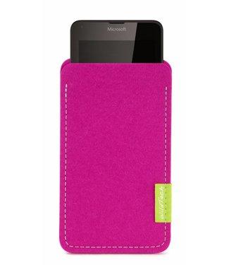 Microsoft Lumia Sleeve Pink