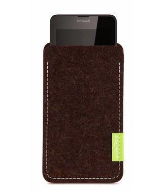 Microsoft Lumia Sleeve Trüffelbraun