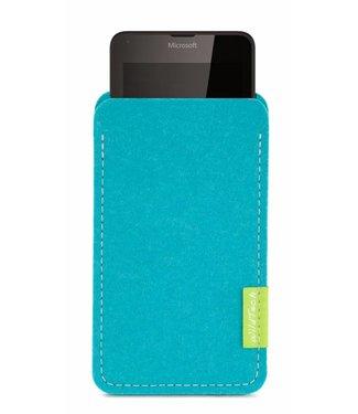 Microsoft Lumia Sleeve Turquoise