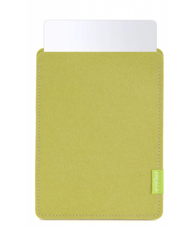 Apple Magic Trackpad Sleeve Lindgrün