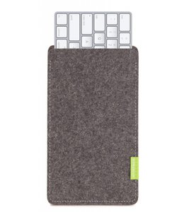 Apple Magic Keyboard Sleeve Grau