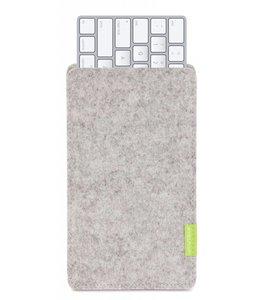 Apple Magic Keyboard Sleeve Light-Grey