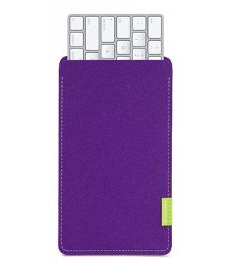Apple Magic Keyboard Sleeve Lila