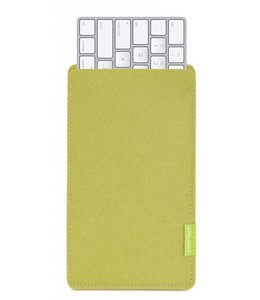 Apple Magic Keyboard Sleeve Lindgrün