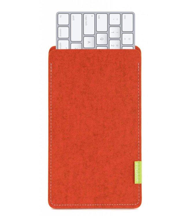 Apple Magic Keyboard Sleeve Rust
