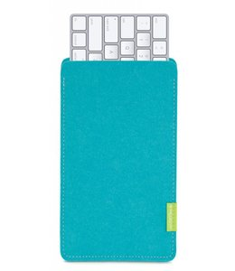 Apple Magic Keyboard Sleeve Türkis