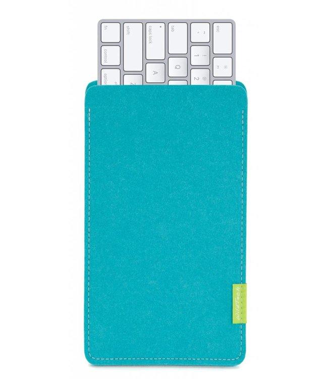Apple Magic Keyboard Sleeve Türkis