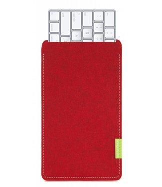 Apple Magic Keyboard Sleeve Kirschrot