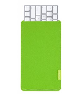 Apple Magic Keyboard Sleeve Maigrün