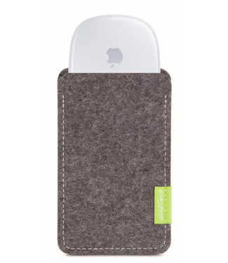 Apple Magic Mouse Sleeve Grau