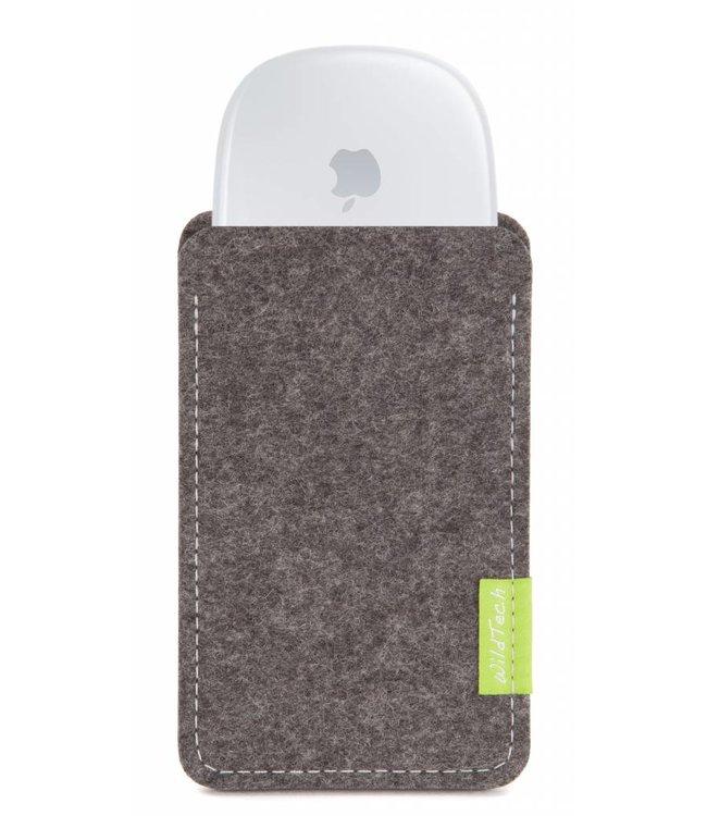 Apple Magic Mouse Sleeve Grau