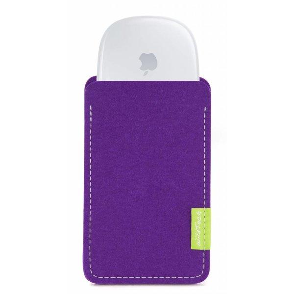 Apple Magic Mouse Sleeve Purple