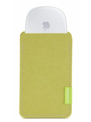 Apple Magic Mouse Sleeve Lime-Green